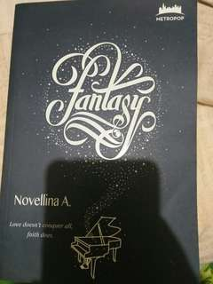 Novel Metropop Fantasy (Novellina A)