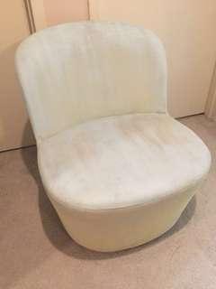 Swivel IKEA chair