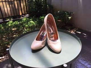 High heels Shimmer