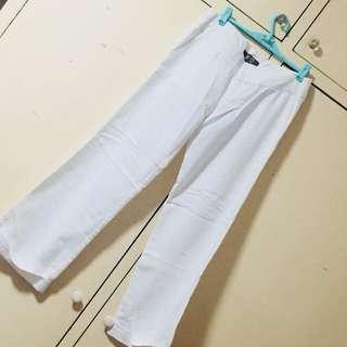 Bayo White Pants