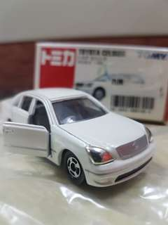 Tomy No.17 Toyota Celsior Scale 1/65