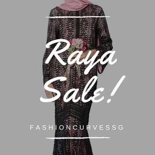 Raya Sale Coming In Your Way