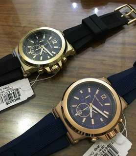 MICHAEL KORS RUBBER STRAP FOR MEN