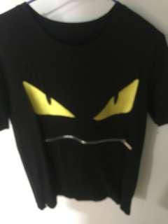 Fendi, Givenchy, Kenzo Tshirts