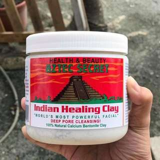 FEEDBACK FROM MY CLIENTS‼️ 😍❤️ Aztec Healing Clay