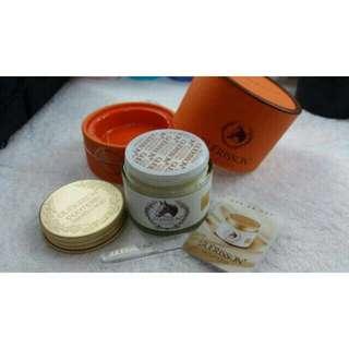 Horse oil cream