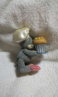 Vintage Me To You Ceramic Bear Figurine - Just For Mum