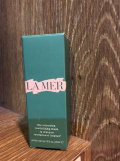 La Mer The Intensive Revitalising Mask 15ml