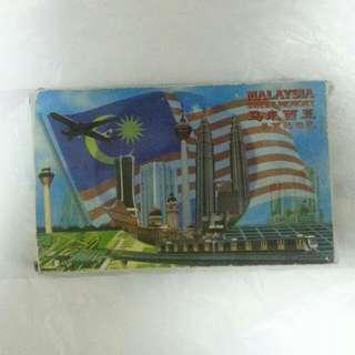馬來西亞纪念弊手册(價錢面議)