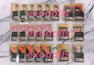 EXO Kokobop Card Wallet Arrival