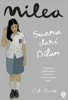 #TisGratis Free Ebook Dilan Milea #horegajian #diskonnih