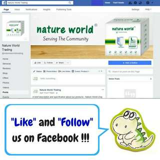 Nature World Trading Facebook Page