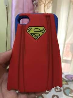 Case superman iphone 4