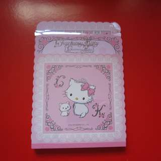CHARMMY KITTY 信紙簿 (2005年)