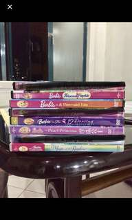 Barbie DVD - Assorted Titles