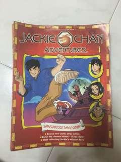Jacken Chan Adventures Magazines