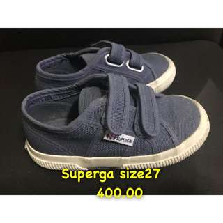 Branded Shoes for Boys (Native and Superga)
