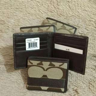 Dompet Coach Man
