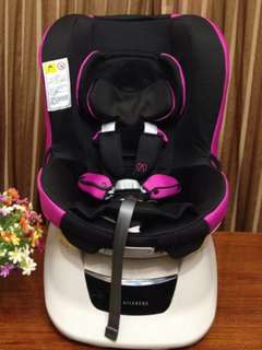 Baby Car Seat Ailebebe Kurutto NT Preloved