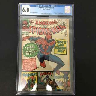 Amazing Spider-Man 38 CGC Marvel Comics Book Stan Lee Movie Avengers Spiderman