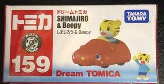 《Tomica》巧虎敞篷小汽車 #159