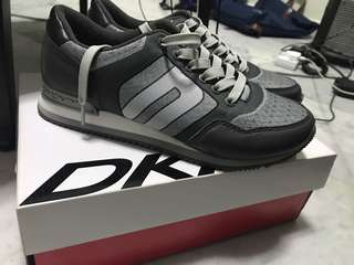 DKNY casual grey shoes