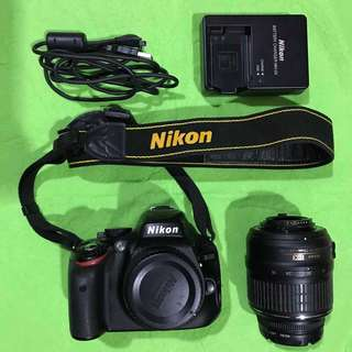 NIKON D5100 Profession Camera (DSLR)