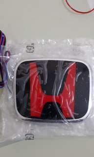Honda Emblem with LED latest design