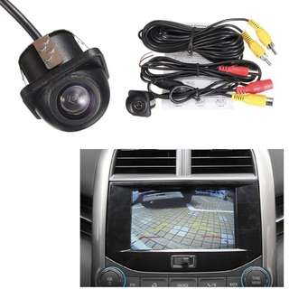 Car Rear Camera, Complete with Wirings - 3 different designs