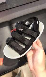 韓國new balance 童裝涼鞋