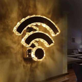 Wifi Design Crystal Lighting