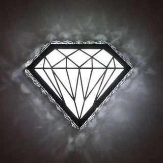 Diamond Shape Lighting