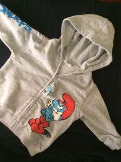 Smurf hoodie