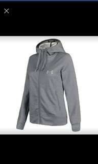 Knitted Under Armour Hoodie Jacket