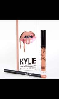 Kylie Lip Kit-Exposed