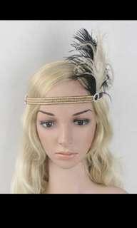 Gasbty headpiece