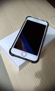 Dijual iPhone 6 64GB, Very Good, 2nd, Silver