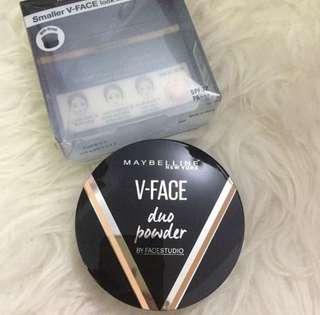 Maybelline V-Face Contour Powder ( Masih Segel )
