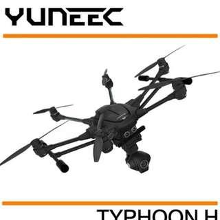 空拍機 YUNEEC Typhoon H Intel® RealSense™