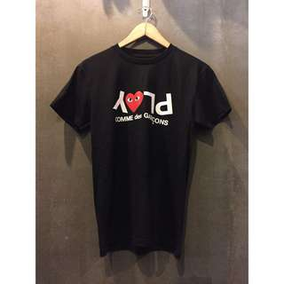 Brand New Comme Des Garcons CDH Play Tee T-Shirt