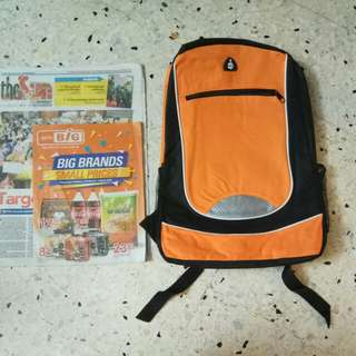 Bagpack_Orange-Black