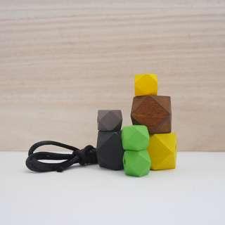 Sunflower Necklace DIY Kit (Plus)