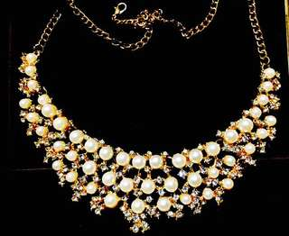 Mother's Day Gift Pearl Necklace