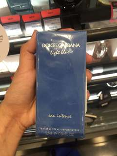 LOOKING FOR DOLCE & GABBANA LIGHT BLUE PERFUME