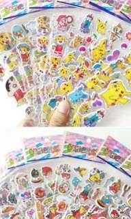 20 sheets- Cute Children reward stickers