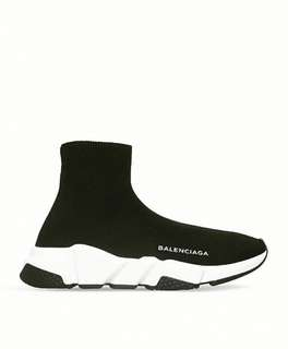 Balenciaga speed stretch knit sneakers sport shoes