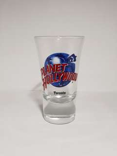 Toronto Planet Hollywood Shot Glass, Collectible