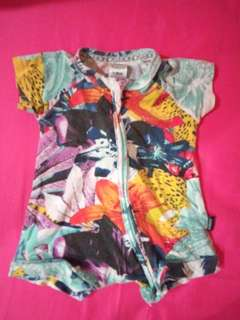 Bonds Wondersuit supertropic rompers
