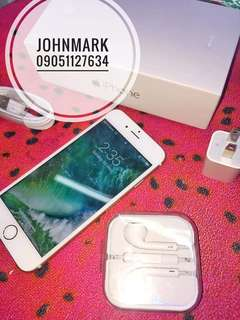 For Sale IPhone 6 64gb Complete Package