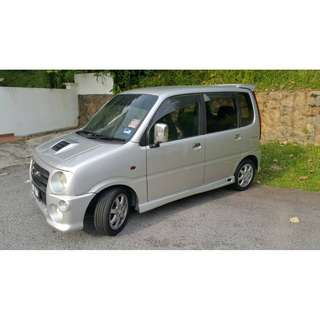 Perodua Kenari (Remodeled) Move parts & accessories